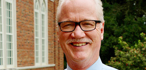 Dr. Barry R. Sang, professor and chair of Religion & Philosophy at Catawba College