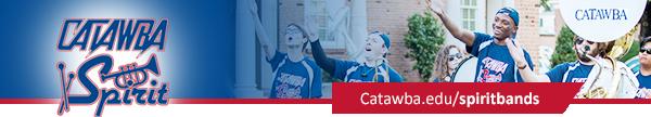 Catawba College Spirit Bands