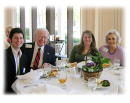 First Family Scholarship Luncheon