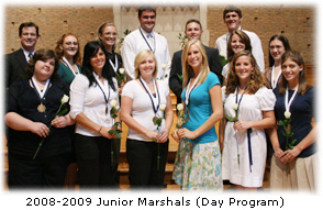 Junior Marshals