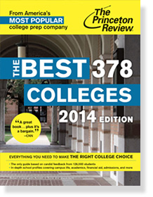 Princeton Review 2014 Edition