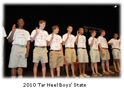 Boys' State 2010