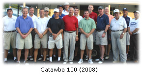 Catawba 100 in 2008