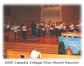 Alumni Choir Reunion