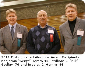 Distinguished Alumni