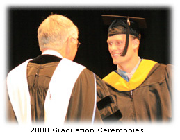 2008 Graduation Ceremonies