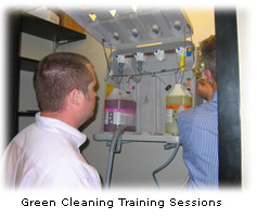 Green Cleaning Training
