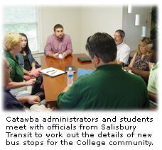 Salisbury Transit Meeting