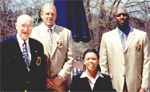 2004 Hall of Fame Inductees - CLICK TO ENLARGE